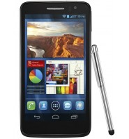 Alcatel One Touch Scribe HD 8008D Blanc